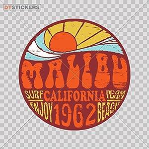 Malibu Boat Stickers