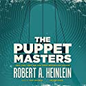 The Puppet Masters Audiobook by Robert A. Heinlein Narrated by Tom Weiner