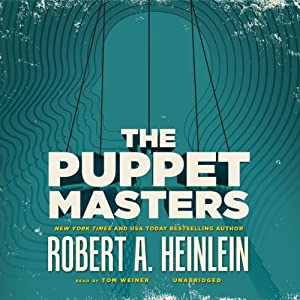 The Puppet Masters Audiobook
