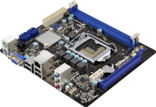ASRock H61M-VG3 Mini ITX LGA1155 Motherboard