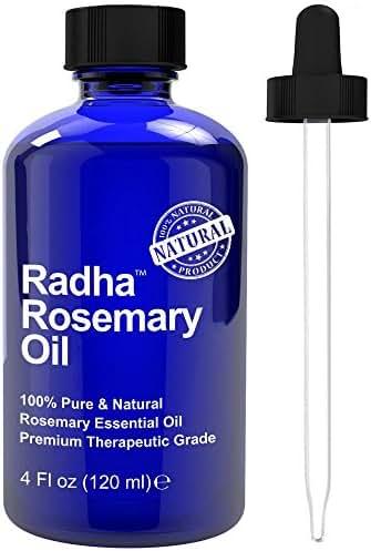 Facial Treatments: Radha Beauty Rosemary Oil