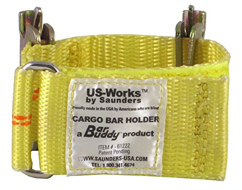 US-Works Saunders BarBuddy Cargo Bar Holder (61222)