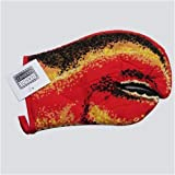 RED Lobster Claw Oven Mitt Stove Pot Holder
