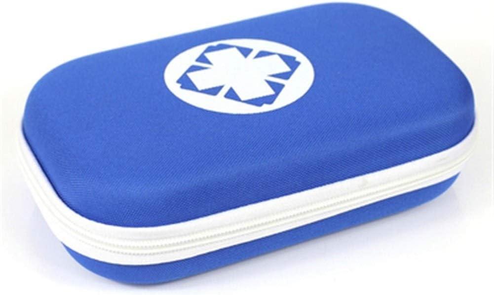 XJRHB Botiquín De Primeros Auxilios para El Automóvil Familiar Kit De Primeros Auxilios Portátil De Viaje Terremoto Kit Médico De Emergencia para Autos Familiares (Color : C)