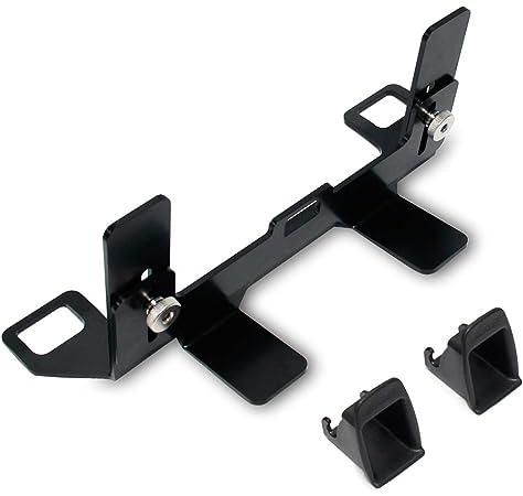 Wisamic Kit de anclaje universal para asiento infantil para conector de cintur/ón Isofix