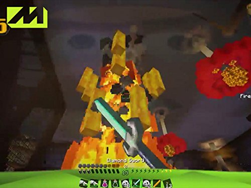 Clip: Toy Story In Minecraft 6 -