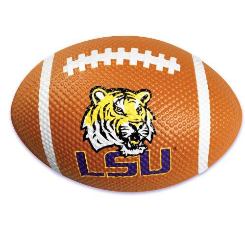 Bakery Crafts - Louisiana State Tigers (LSU) Football Cake Decoration ()