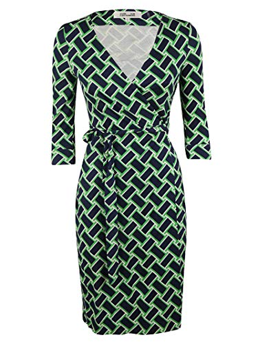 Diane von Furstenberg Luxury Fashion Womens Dress Summer - Furstenberg Diane Long Dress Von