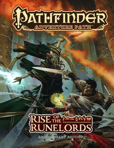 Pdf Science Fiction Pathfinder Adventure Path: Rise of the Runelords Anniversary Edition