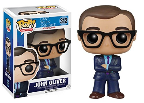 Funko Pop Tv Last Week Tonight: John Oliver Vinyl Action Figure Collectible Toy
