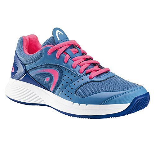 HEAD Damen Tennisschuhe Sprint Team Clay blau - pink blau