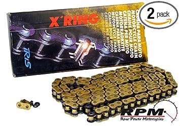 Catena O Ring Ox Ring.Amazon Com Iris X Ring Chain 120 Links Xr 520 120
