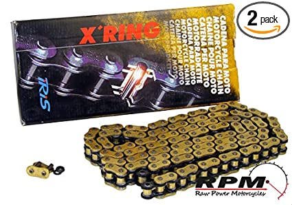 Catena O Ring Ox Ring.Amazon Com Iris X Ring Chain 120 Links Xr 520 120 Automotive