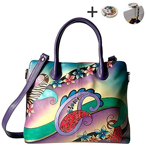 Anna Anuschka Tote Handbag Painted product image