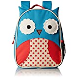 Skip Hop Toddler Leash and Harness Backpack, Zoo Collection, Owl
