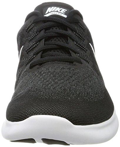 Interior Mujer Black Free RN De Zapatillas Grey Multicolor Nike Wmns White Deportivas anthracite dark pUwWY