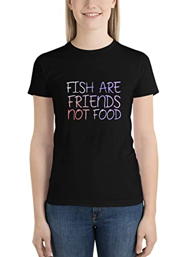 Amazoncom Fish Are Friends Not Food T Shirt Finding Nemo