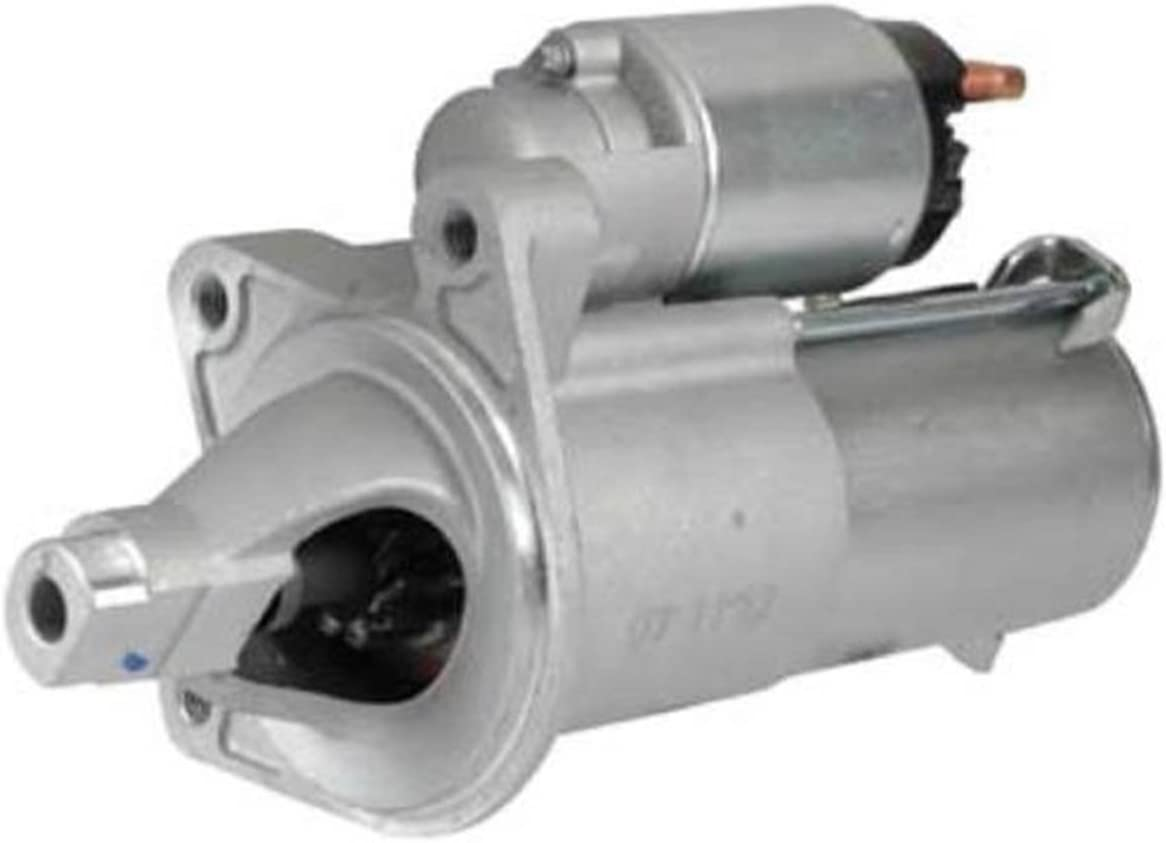 4801269AB DB Electrical SDR0373 Starter For Jeep Wrangler 3.8 3.8L 07 08 09 10 11 //Dodge Nitro 4.0 4.0L 07 08 09 10 11 //04801269AB 8000243 4801269AD //8000160