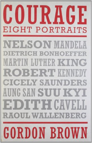 Book cover for Courage: Eight Portraits