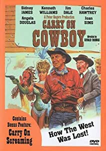 Carry on Cowboy/Carry on Screaming