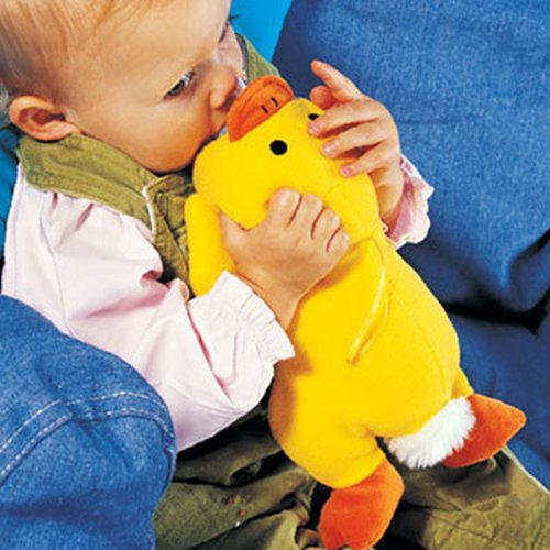 HuntGold Baby Infant Cartoon Duck feeder Milk Bottle Deading Warm Keep Pretecter Bag (Duck Baby Bottle)
