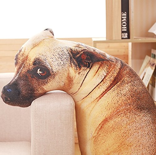 L&J Creative Dog Plush toy Pillows Unique Kids gift-A 90(35inch)