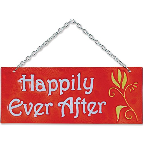 [Premier Kites 81135 Glass Expression Hanging Banner, Happily Ever After] (Greatest Halloween Costumes Ever)