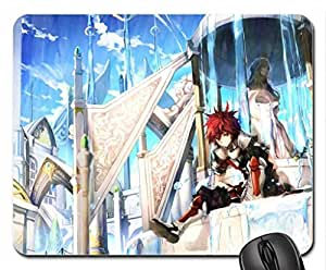 Elsword Mouse Pad, Mousepad by mcsharks
