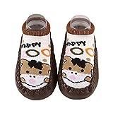 jordan 6 football cleats - VEKDONE Baby Slipper Socks Animal Infants Toddler Indoor Floor Anti-skid Warm
