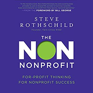 The Non Nonprofit Audiobook