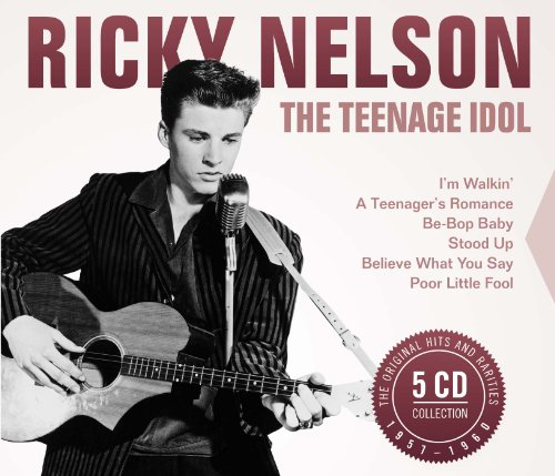 Ricky Nelson - Teenage Idol (2008) [FLAC] Download