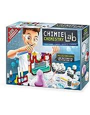 Buki France- Laboratorio de Quimica 200 Juego para Aprender Chimia, 8 Años, Multicolor (8364)