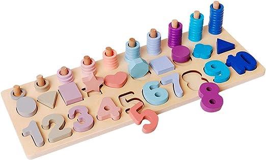 Juguetes interactivos para niños Herramientas de formas ...