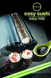 Easy Sushi 3.5 cm Roller, 1.4'', Black