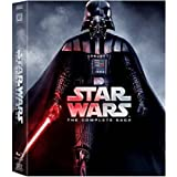 Star Wars: The Complete Saga DVD (I,II,III,IV, V, VI, 12-Disc Box Set 1-6)