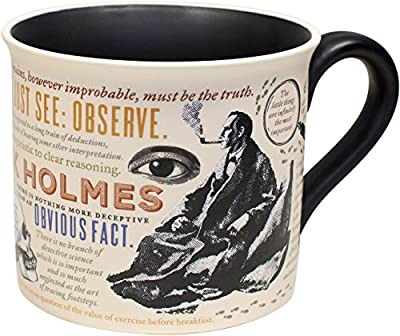 Unemployed Philosophers Guild Literary Mugs - Comes in a Fun Gift Box