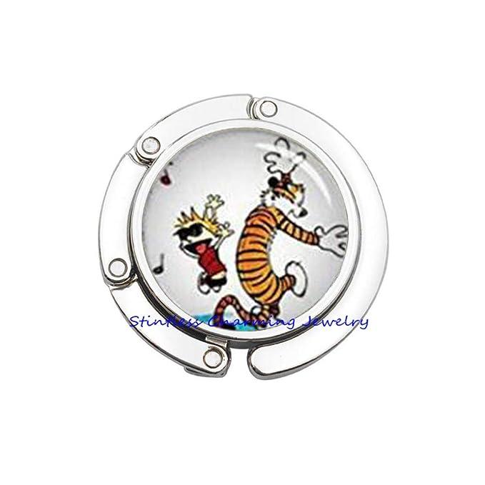 Amazon.com: Tiger Bag - Gancho para bolso de tigre con ...