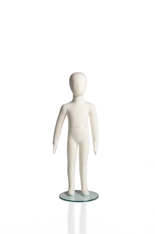 RP 4 Years Old Soft Flexible Kid Mannequin (RPFK-2) Can-Bramar