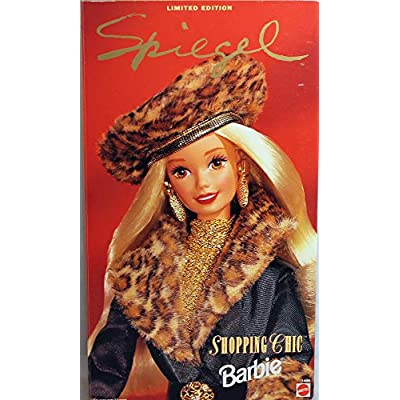 Mattel Barbie Shopping Chic Spiegel Doll Limited Edition: Toys & Games