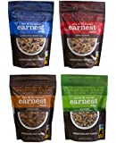 Earnest Eats Superfood Hot & Fit Oatmeal 12.6 oz Bag Variety Pack