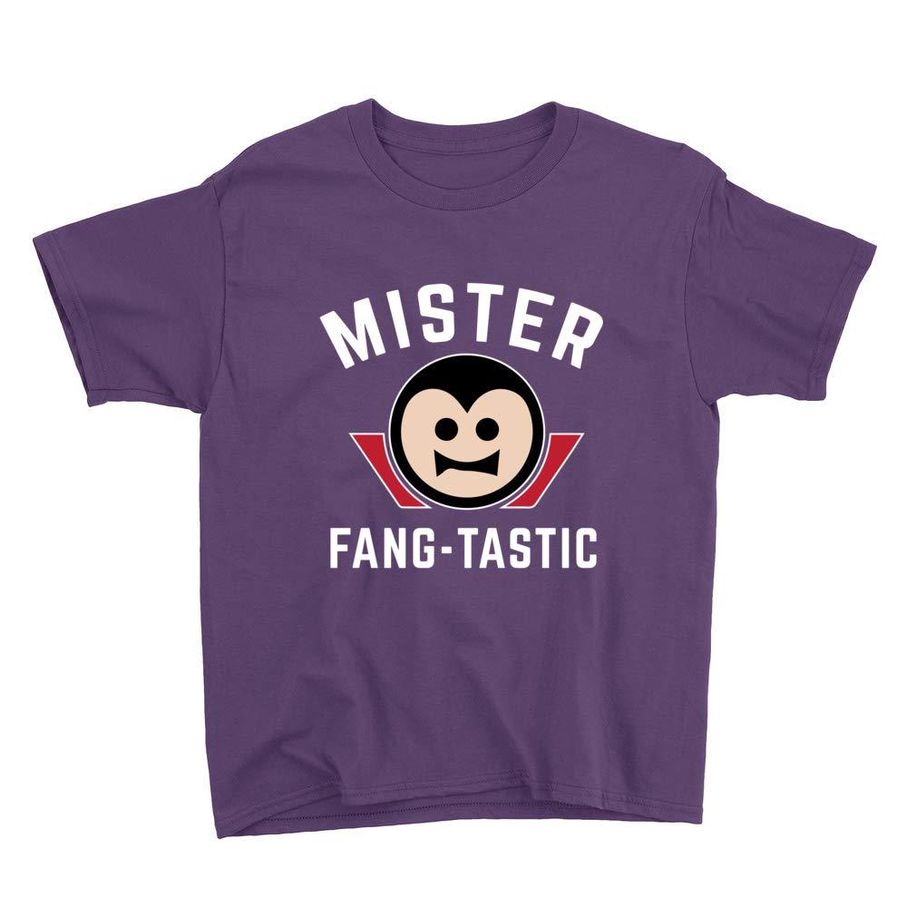 Mr Fangtastic Youth T-Shirt