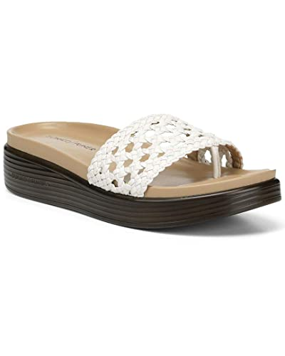 fb5db970242 Image Unavailable. Image not available for. Color  Donald Pliner Fiji  Leather Sandal ...