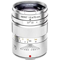 HandeVision IBERIT 75mm f/2.4 Lens for Fujifilm X (Silver)