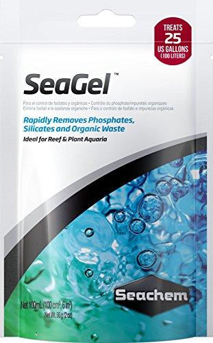 Phosphate Removal Reef (SeaGel, 100 mL Bagged)