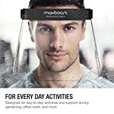 Maxboost Protective Face Shield - 3 Pack