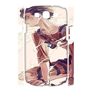 Printed Phone Case Attack on Titan 01 For Samsung Galaxy S3 I9300 RZ1N02391