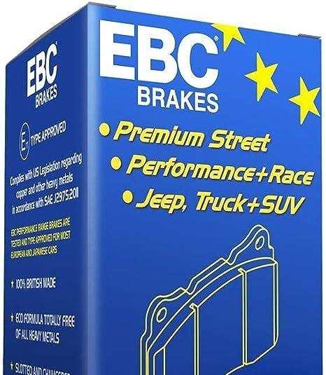 EBC Brakes DP42020R Yellowstuff Street and Track Brake Pad