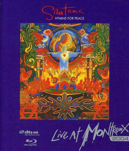 Hymns for Peace: Live at Montreux 2004 [Blu-ray] (Santana Live At Montreux 2011)