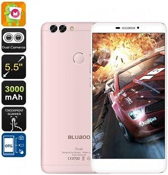 Almacén HK pre-ordenar Smartphone Bluboo Dual: Amazon.es: Electrónica