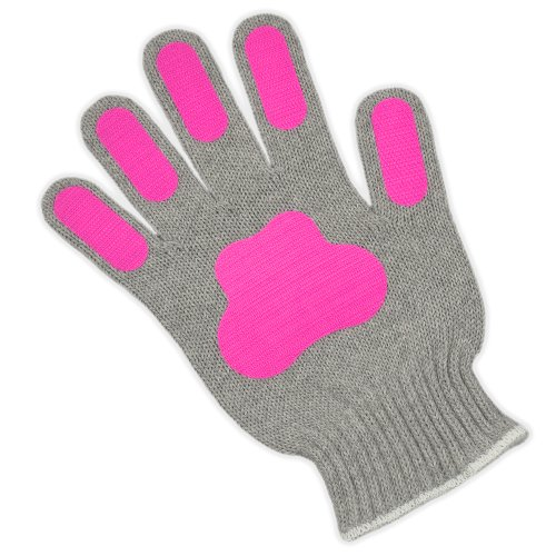 Kitty Tongue: Cat Pampering & Massage Glove with Gentle Grooming
